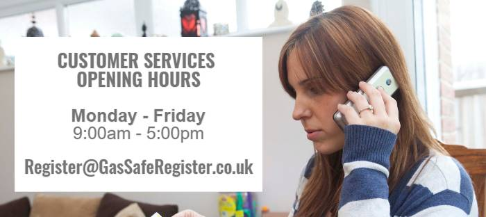 Contact centre opening hours